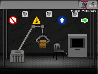 Mechanic Factory Escape 1