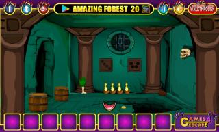 Игра Restricted Devil House Escape