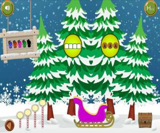 Игра Snow Globe Santa Escape