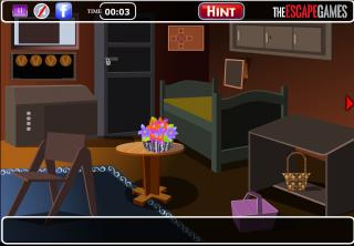 Игра Spick Home Escape