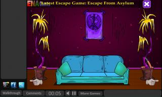 Игра Strange Room Escape