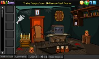Игра Escape from Witch House 3