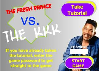 Fresh Prince vs. The KKK