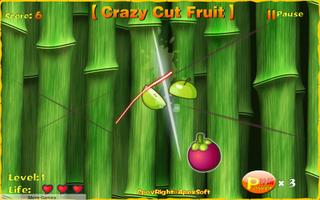 Crazy Cut Fruit