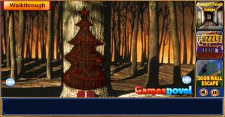 Игра Easter Forest Gate Escape