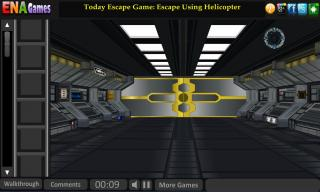 Игра Spaceship Escape фото