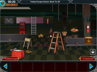 Игра Escape From Subway