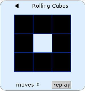 Rolling Cubes