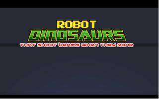 Игра Robot Dinosaurs That Shoot Beams When They Roar фото