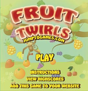 Fruit Twirls