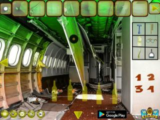 Игра Airplane Boneyard Escape