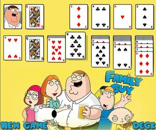 Family Guy Solitaire