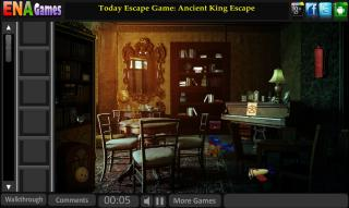 Vintage House Escape 2