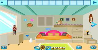 Girls Guest House Escape