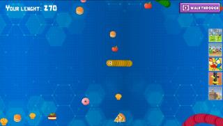 Игра IO Games Wormate фото