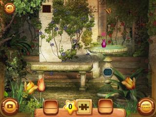 Игра Old Garden Escape
