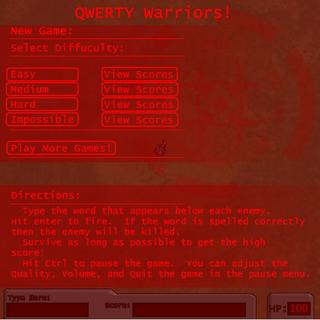QWERTY Warriors