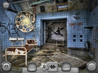 Игра Abandoned Hospital Escape