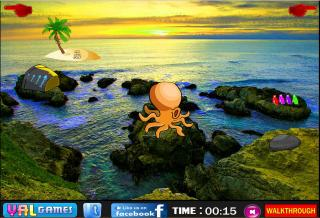 Игра Tourist Beach Escape