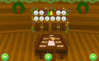 Игра Escape Christmas Cabin