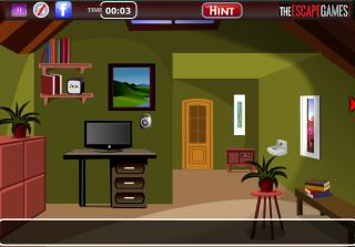 Игра Trader Home Escape