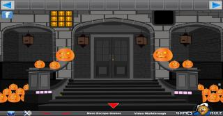 Игра Creepy Halloween Escape