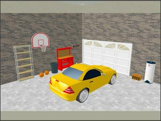 Toy Cars Room