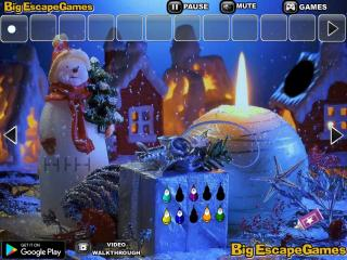 Игра Magical Santa Little Girl Rescue