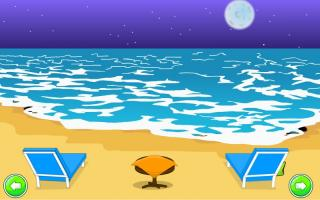 Игра Beach Town Escape