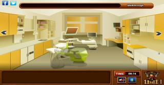 Игра Escape from the Surgery