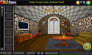 Игра Escape From Stone House