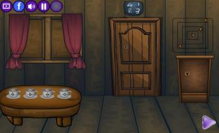Игра Secret Door Escape 4