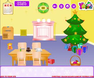 Игра Christmas Season Escape