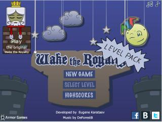 Wake the Royalty Level Pack