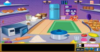 Игра Cat Bakery Escape