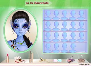 Avatar Make-Up