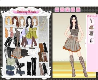 Boots Addict Princess