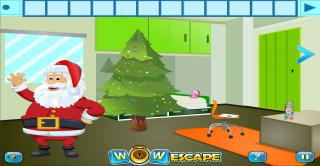 Xmas Room Escape