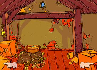 Игра The great attic escape