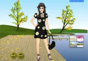 Winter Style Dress Up на FlashRoom