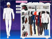 Игра Will Smith Dress Up Game фото