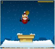 Santa Jump на FlashRoom