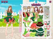 Игра Watermelon Princess на FlashRoom