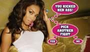 Brook Valentine Presents: Celebrety Girl Fight на FlashRoom