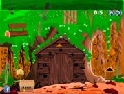 Wood Tree House Escape на FlashRoom