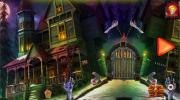 Игра Побег с жуткой территории на FlashRoom