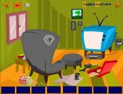 Messy Boy's Room на FlashRoom