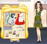 Floral Applique Dresses на FlashRoom