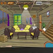 Wooden House Diamond Escape на FlashRoom