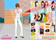 City Summer Elegance Dress Up на FlashRoom